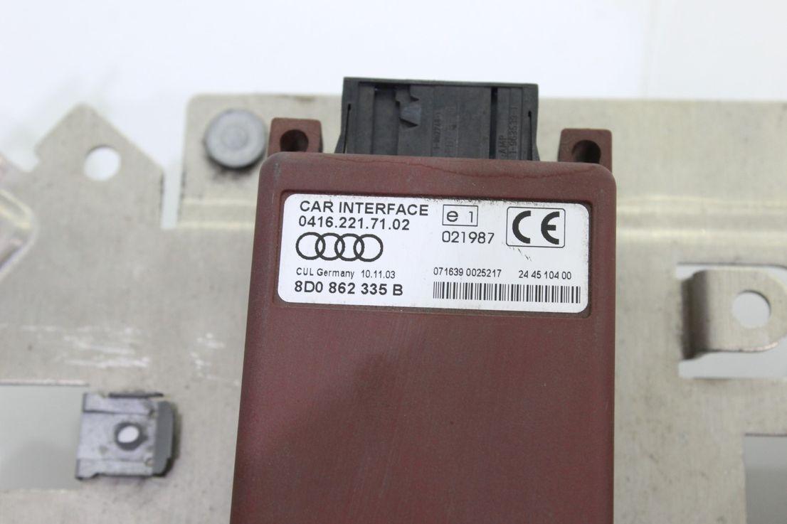 Original Audi A8 S8 TV Tuner Empfangsgerät Analog Navigationssystem 4E0919146