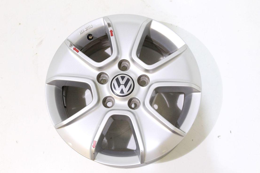 Original VW Amarok Amazonit Felge 16 Zoll Einzelfelge Alufelge 2H0071496