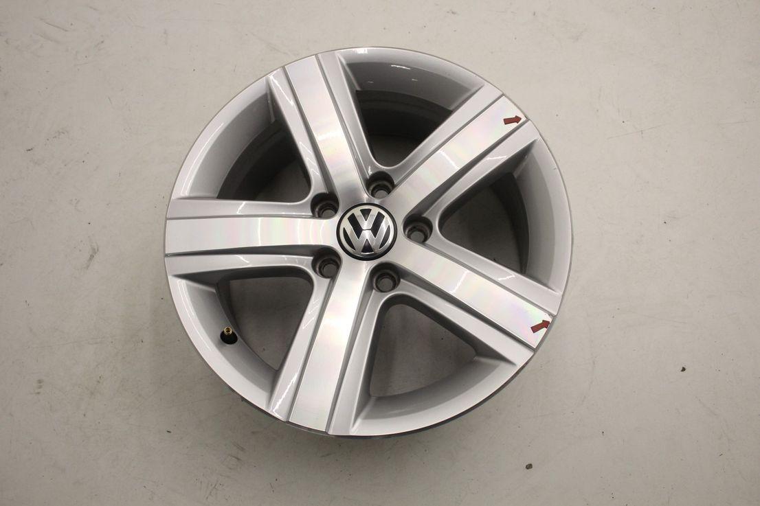Original VW Sharan Felge Alufelge Brisbane 7N0601025 16 Zoll Einzelfelge