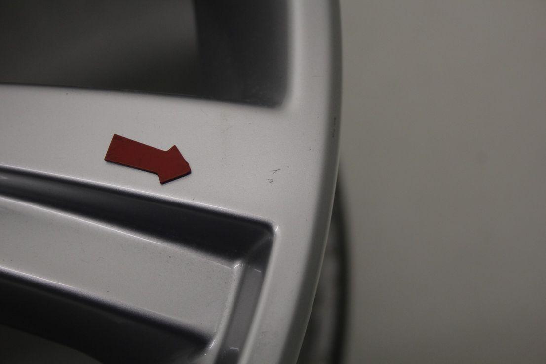 2H0601025AH Original VW Amarok Durban Alufelge Einzelfelge 18 Zoll Felge