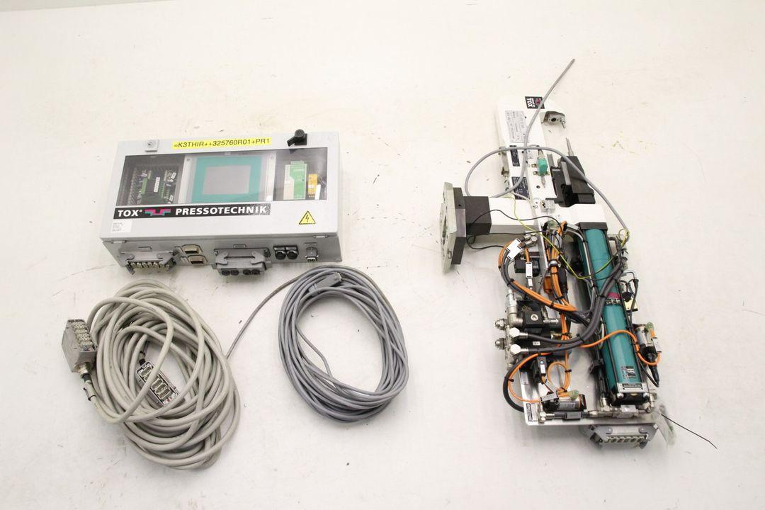 TOX Pressotechnik Kraftpaket Roboterzange 05151482T EEB 002.007 Clinchzange