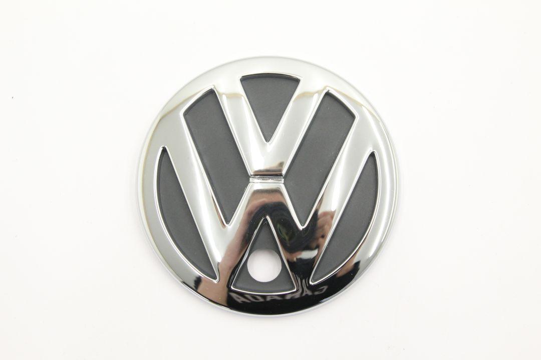 VW Polo Emblem Zeichen VW-Emblem Kappe Deckel Heckklappe 6Q5853689