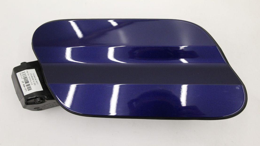 VW Touran 5T Tankdeckel blau Tankklappe Tank Deckel 5TA809857A