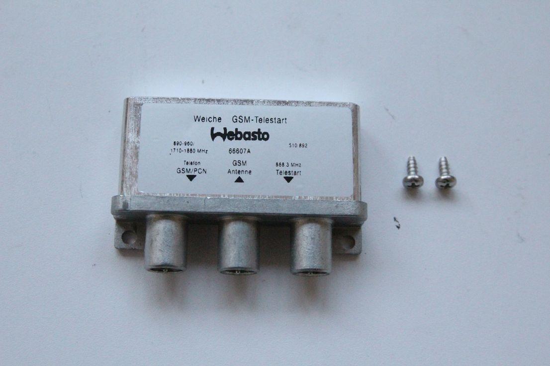 Webasto Weiche GSM Telestart D-Netz Telefon Antenne ThermoCall 1319711A NEU