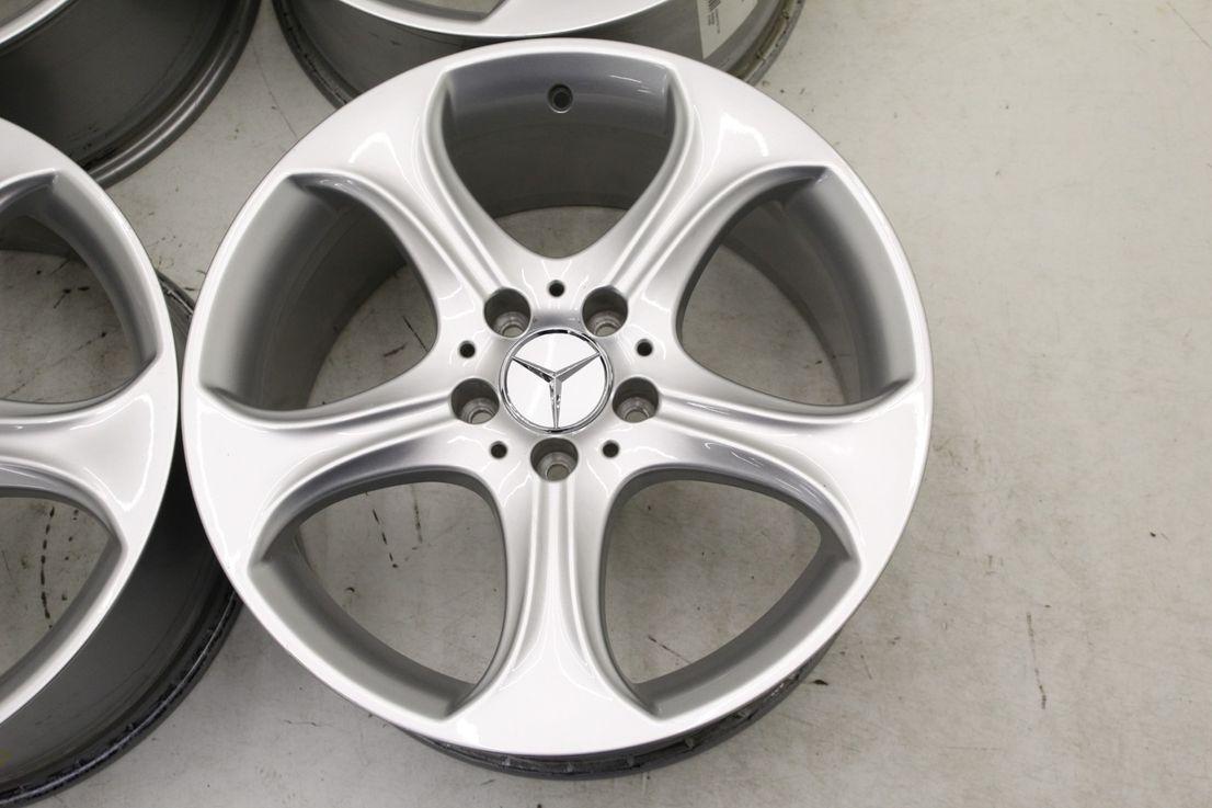 Mercedes C-Klasse W205 Sommerräder 18 Zoll Alufelgen A2054010600 A2054010700 55