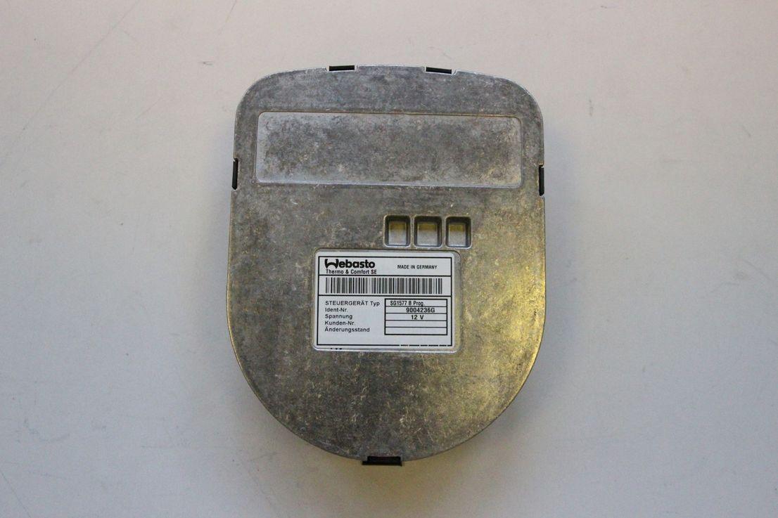 Webasto Steuergerät SG1577 12V vorprogrammiert für TH90ST Standheizung 9011400A