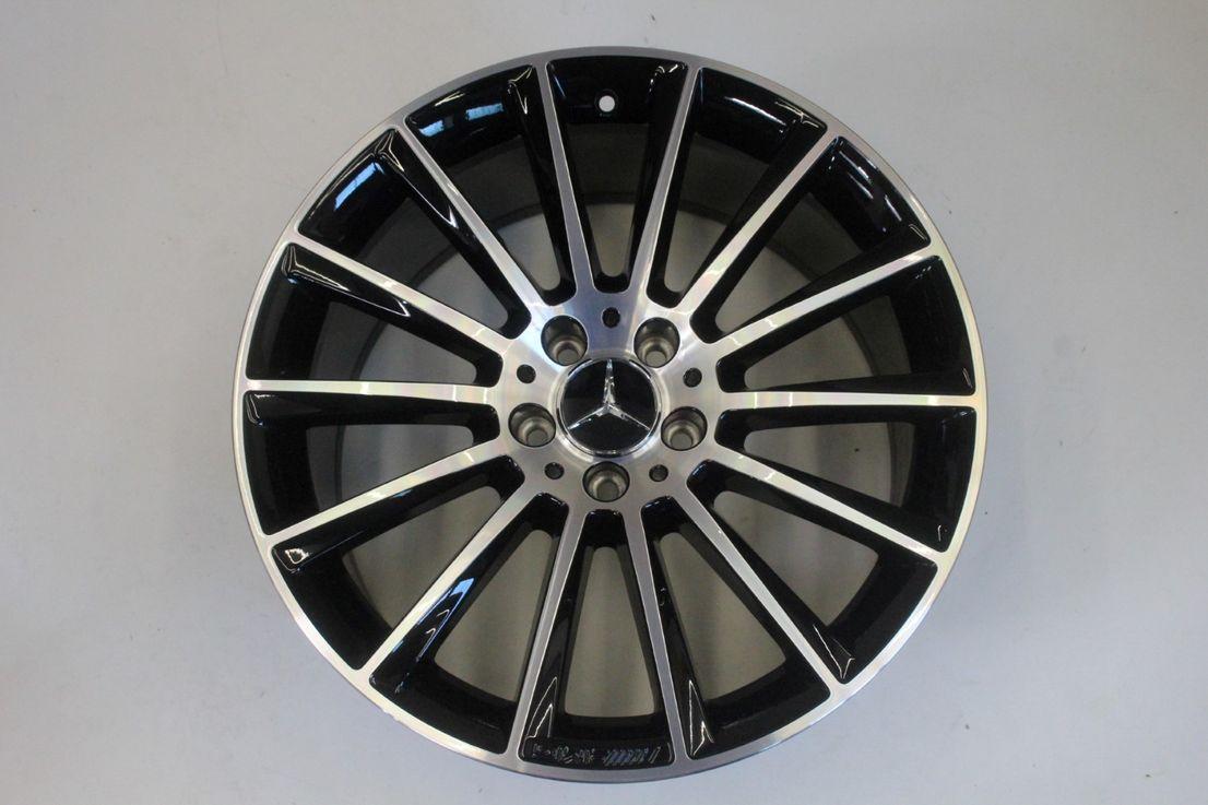 Mercedes Benz CLS W218 AMG Alufelge 19 Zoll A2184011200 Einzelfelge Felge