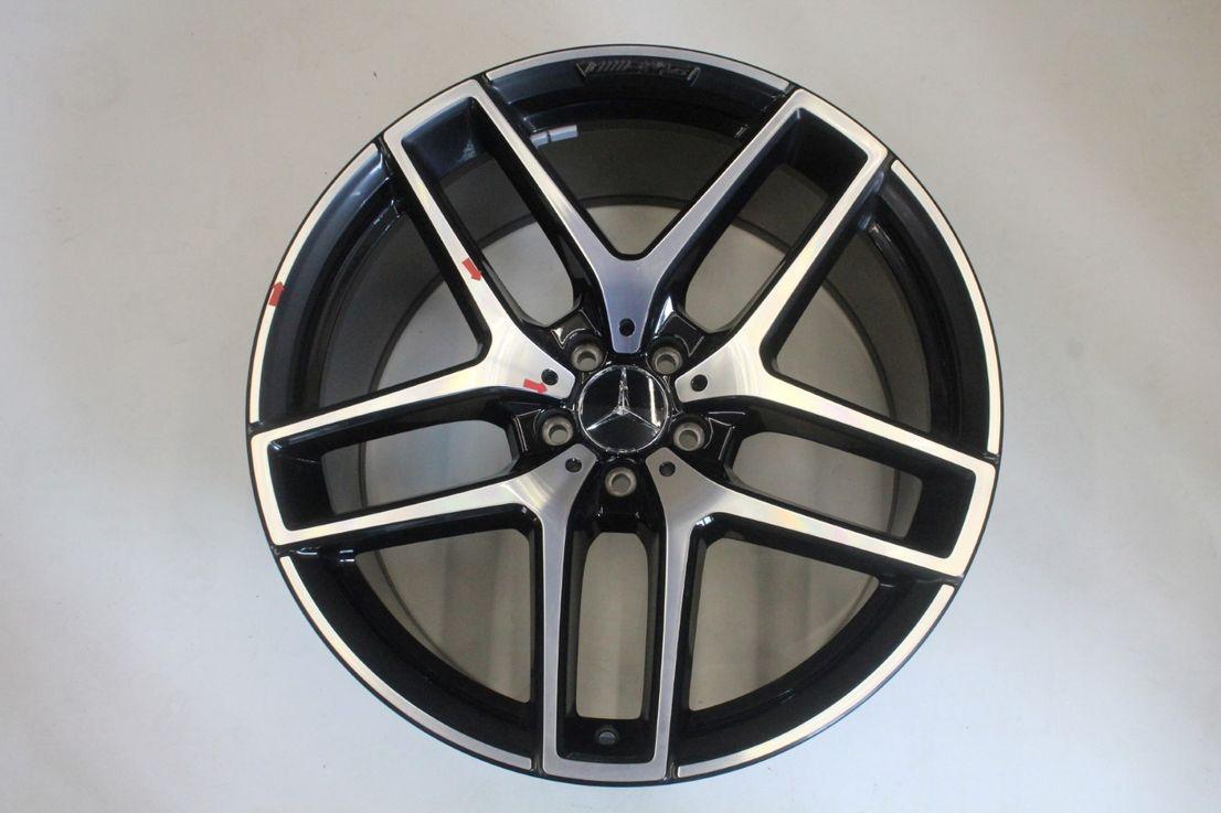 Mercedes Benz GLE Coupe C292 AMG A2924011700 Alufelge 21 Zoll Einzelfelge Felge