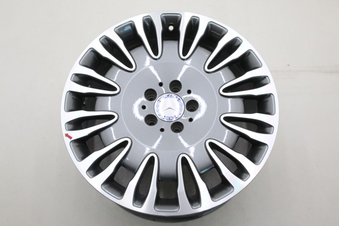 Mercedes Benz S-Klasse W222 C217 Alufelge A2224010402 19 Zoll Felge Einzelfelge