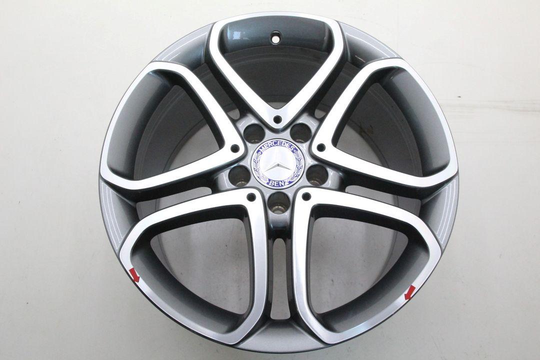 Mercedes Benz CLS W218 X218 Alufelge 18 Zoll Felge Einzelfelge A2184012402