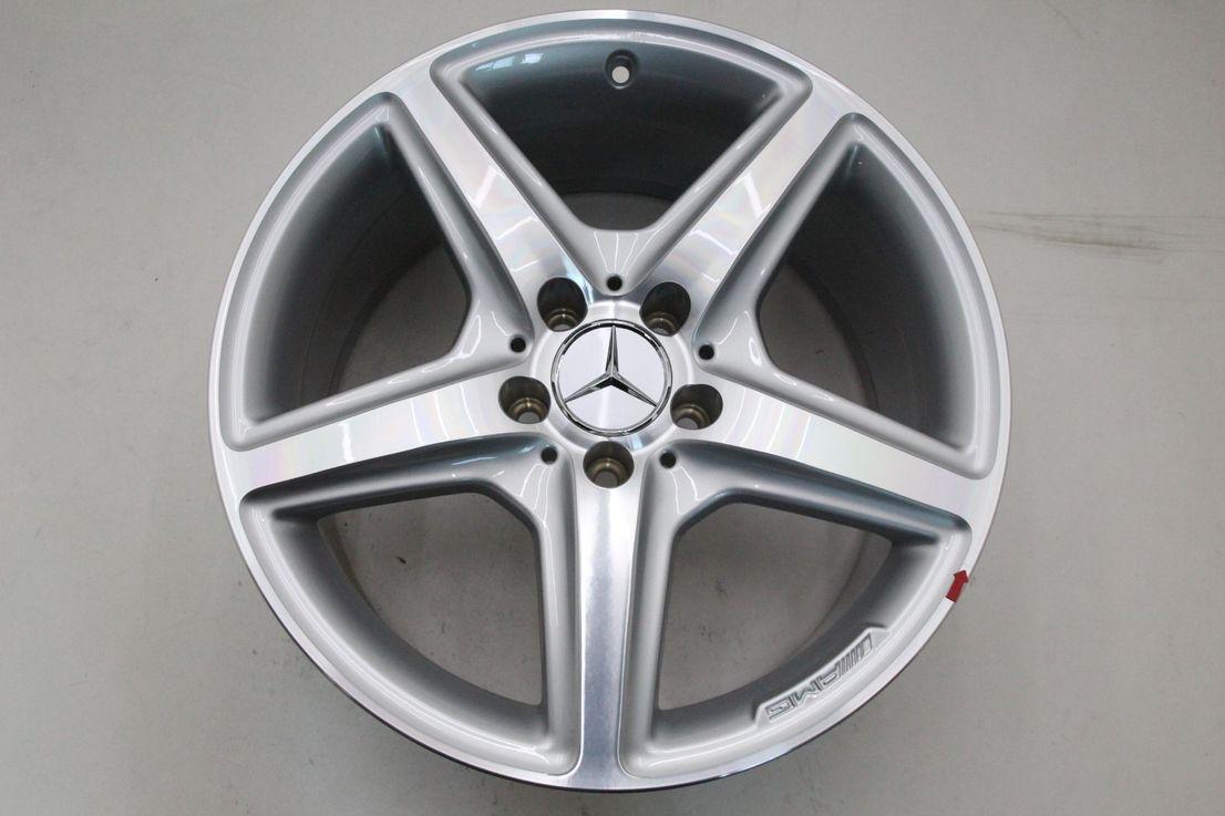 Mercedes Benz CLS W218 AMG Alufelge 18 Zoll Felge A2184011502 Einzelfelge