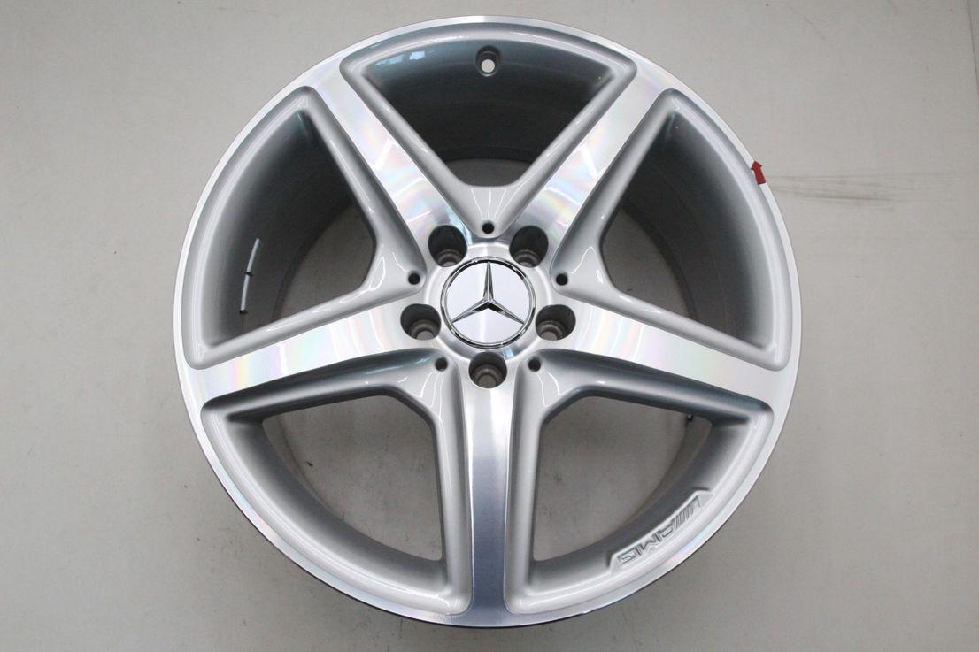 Mercedes Benz CLS W218 AMG Alufelge A2184011502 18 Zoll Felge Einzelfelge