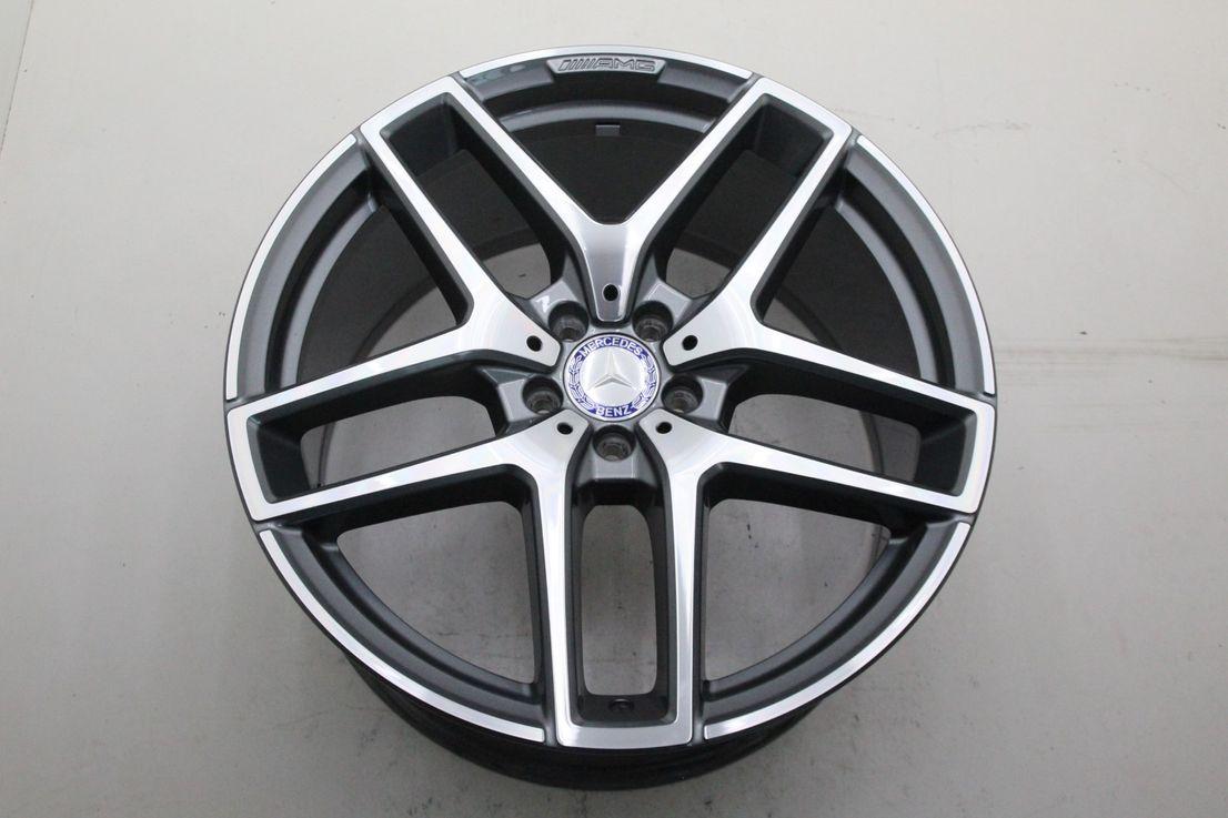 Mercedes Benz GLE C292 Alufelge 21 Zoll Felge Einzelfelge A2924012900