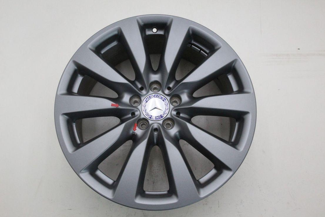 Mercedes Benz GLC X253 C253 Alufelge A2534010900 Einzelfelge 19 Zoll Felge