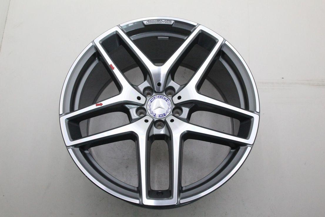 Mercedes Benz GLE C292 Alufelge 21 Zoll A2924012900 Felge Einzelfelge