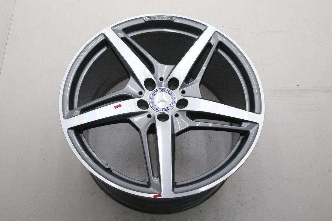 Mercedes Benz AMG GT GT S C190 Alufelge A1904010200 20 Zoll Einzelfelge Felge