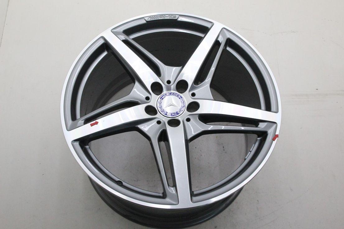 Mercedes Benz AMG GT GT S C190 A1904010200 Alufelge 20 Zoll Einzelfelge Felge