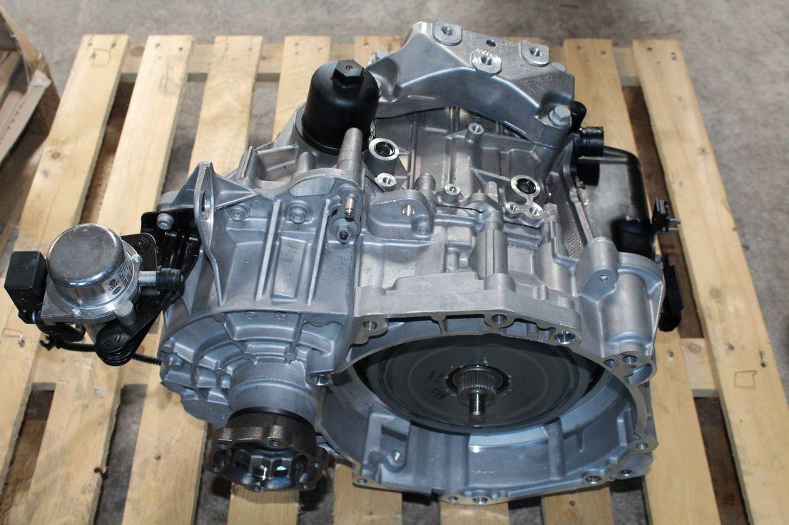 VW Tiguan 5N Audi Seat Skoda 1.4 TDI 6 Gang DSG Getriebe QZM 10km