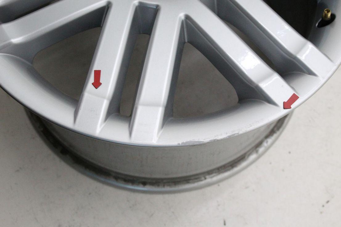 Mercedes Benz C-Klasse W204 Alufelge 17 Zoll A2044010302 Felge Einzelfelge