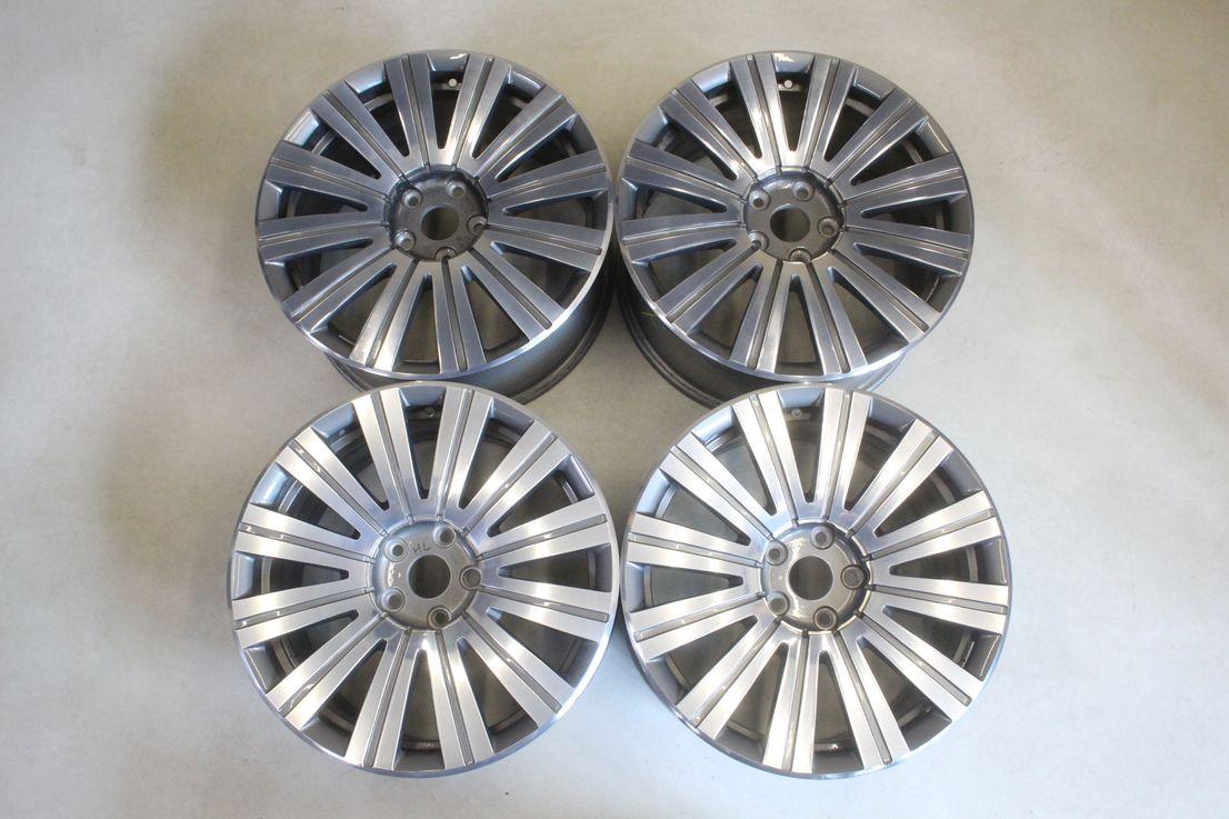 VW Phaeton 3D Felgen 18 Zoll Alufelgen Felgensatz 3D0601025S