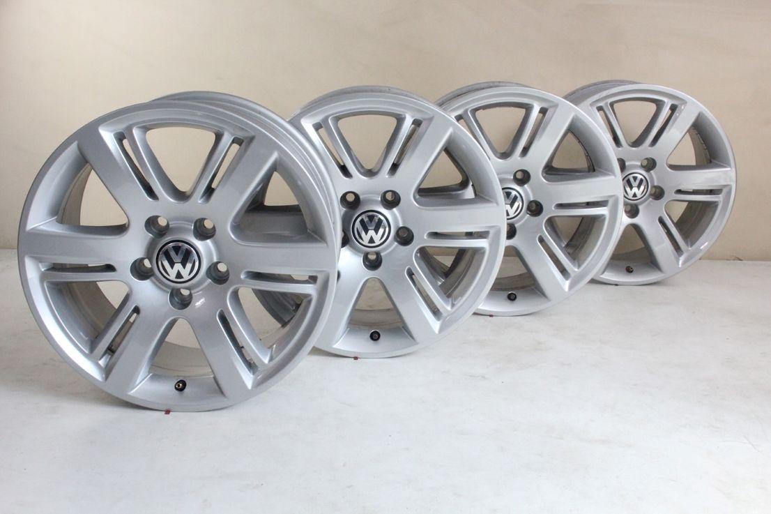 VW Amarok 2H Felgen Aldo Alufelgen 2H0601025D 17 Zoll Felgensatz