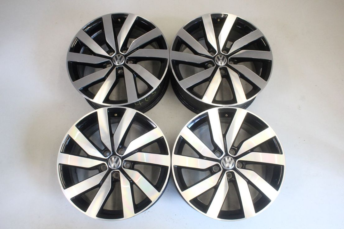 VW Sharan 7N Winterräder Alufelgen 225 45 18 Zoll Felgen Marseille 7N0601025P