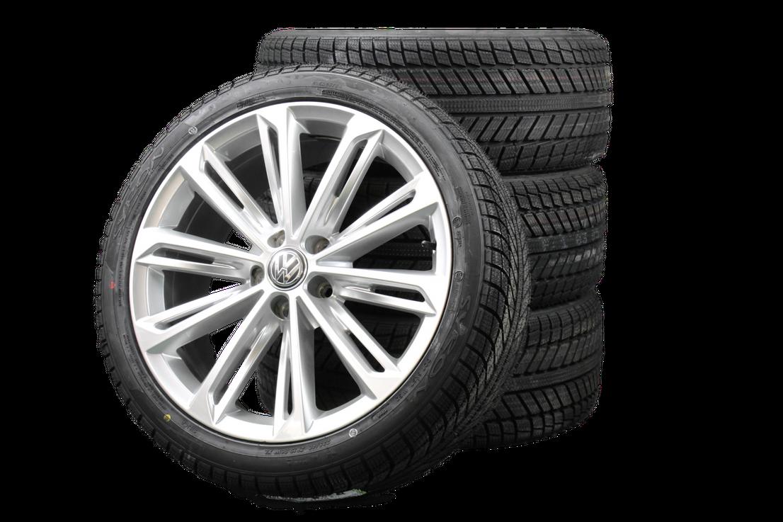 VW Passat B8 3G Winterräder Alufelgen 235 40 19 Zoll Felgen Verona 3G0601025R