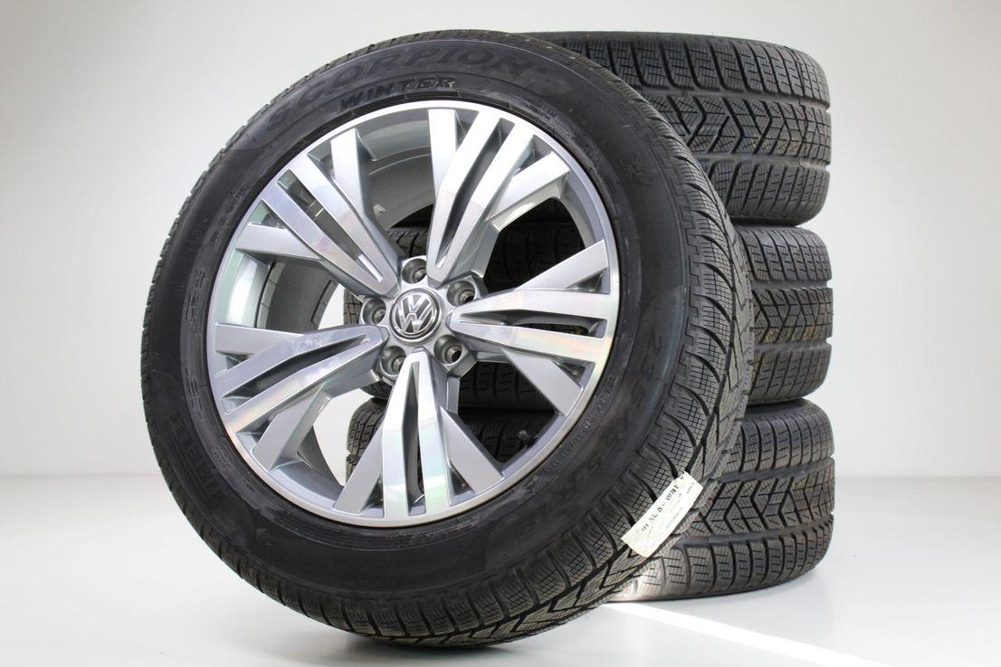 VW Passat 3G B8 Alltrack Winterräder Felgen 245 45 18 Zoll Kalamata 3G0601025AA