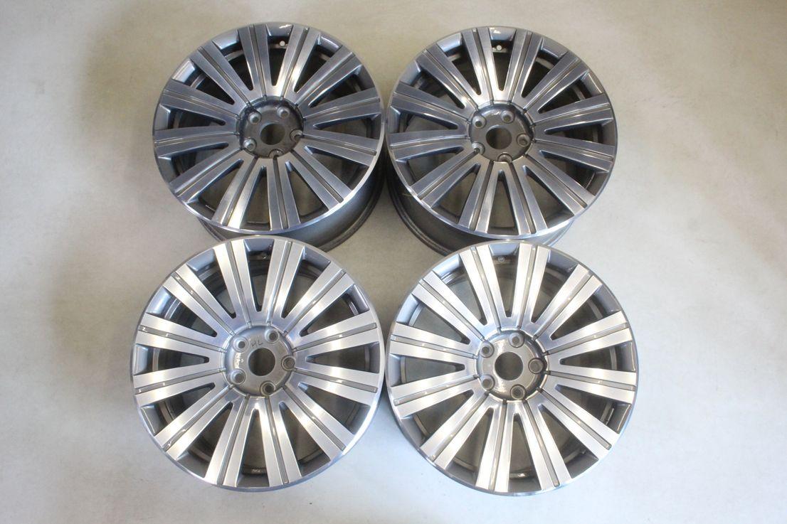 VW Phaeton 3D Winterräder Alufelgen 255 45 18 Zoll Felgen Felgensatz 3D0601025S