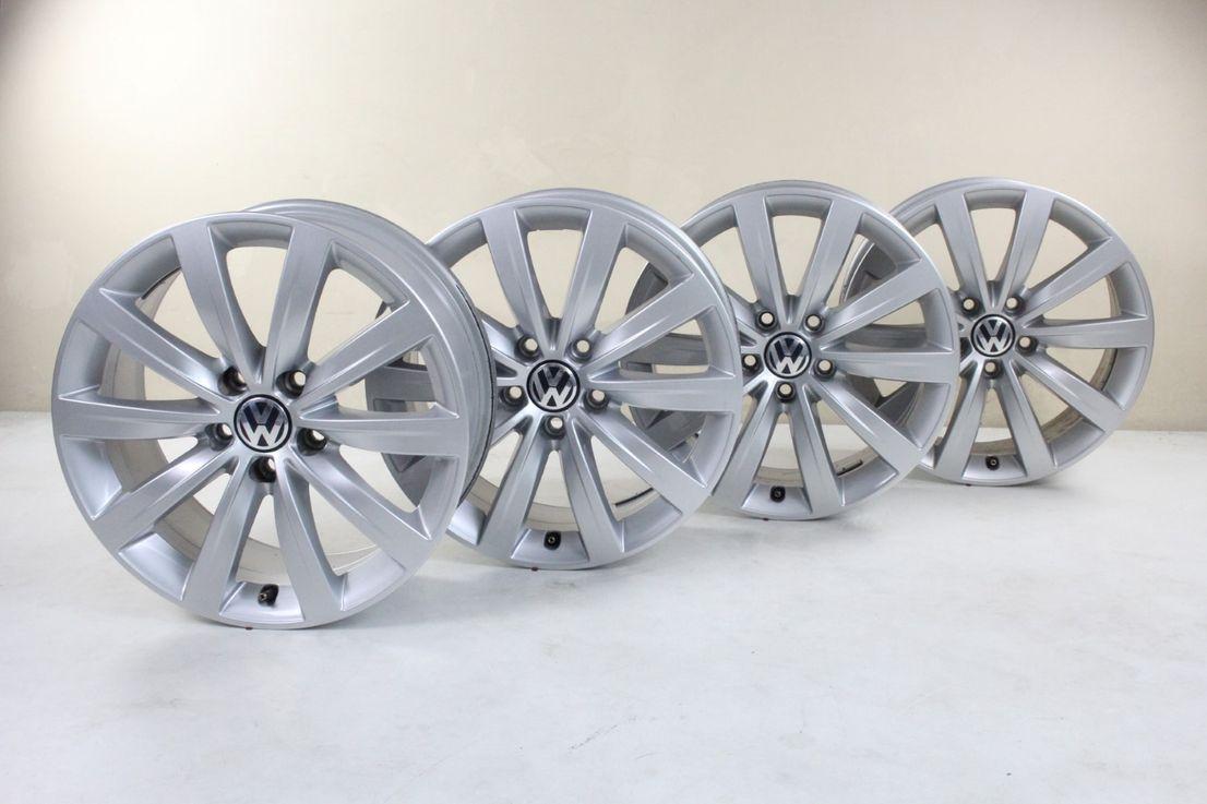 [Paket] VW Sharan 7N Winterräder Alufelgen 225 50 17 Zoll Felgen Sydney 7N0601025C