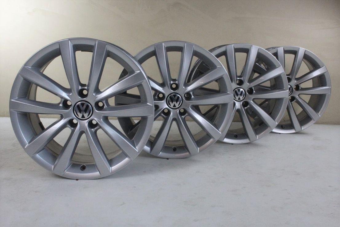 [Paket] VW Passat 3C B7 3AA Winterräder 235 45 17 Zoll Alufelgen Michigan 3AA601025C