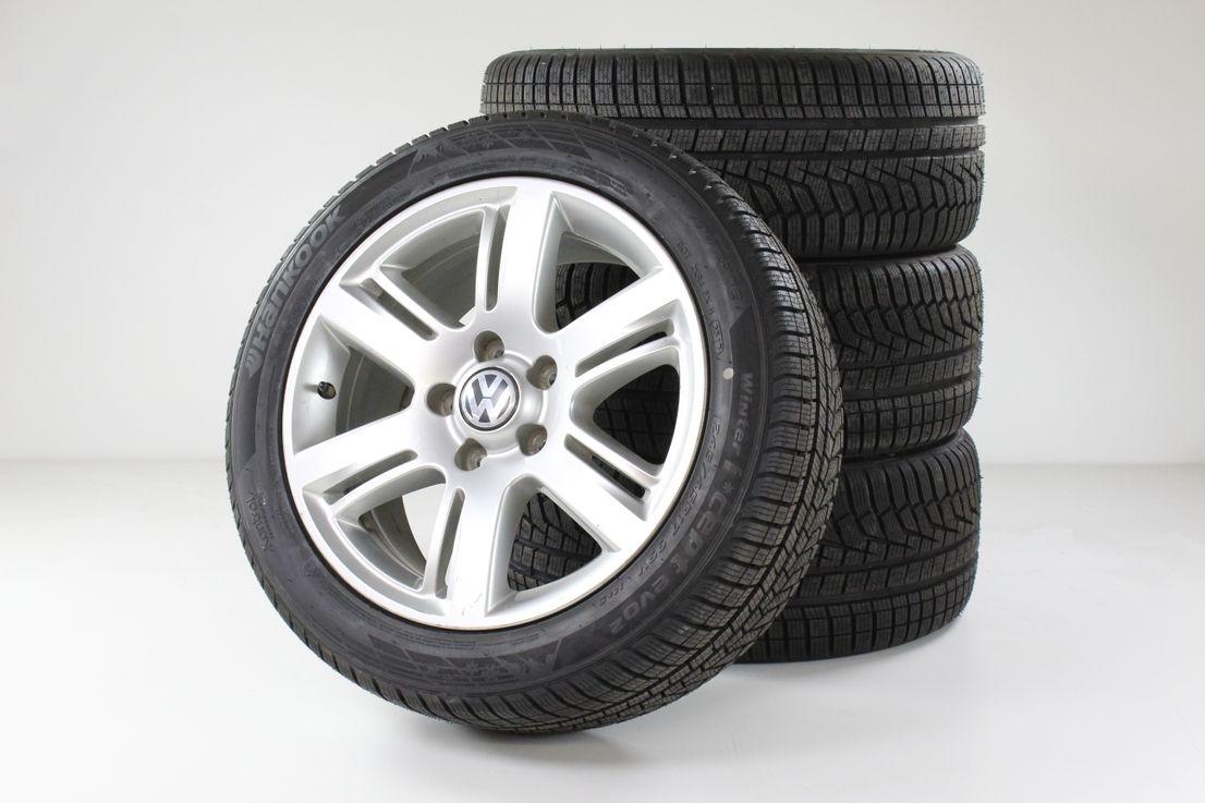 VW Amarok 2H Winterräder 245 65 17 Zoll Felgen Alufelgen Aldo 2H0601025D