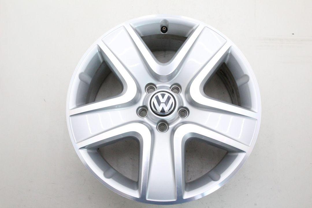 Original VW Tiguan Einzelfelge 18 Zoll Alufelge 5N0601025Q Felge Pasadena