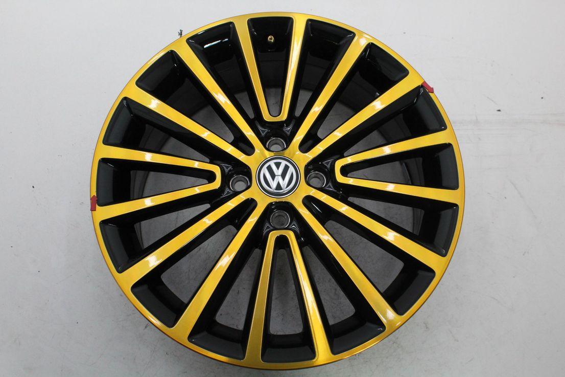 VW E-UP UP 1S Alufelge 1S0601025N Polygon Einzelfelge 17 Zoll Felge
