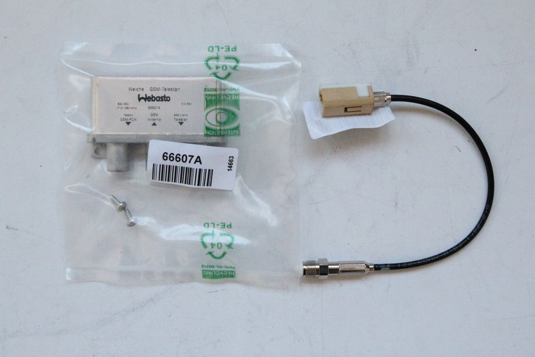 Webasto D-Netz Kit Telestart T80 advanced 1302092A NEU