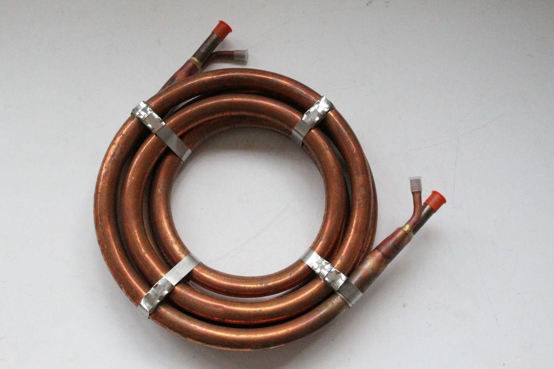 Webasto Kupfer Nickel Kondensator S-2-1 24KBTU WBCL000652 NEU