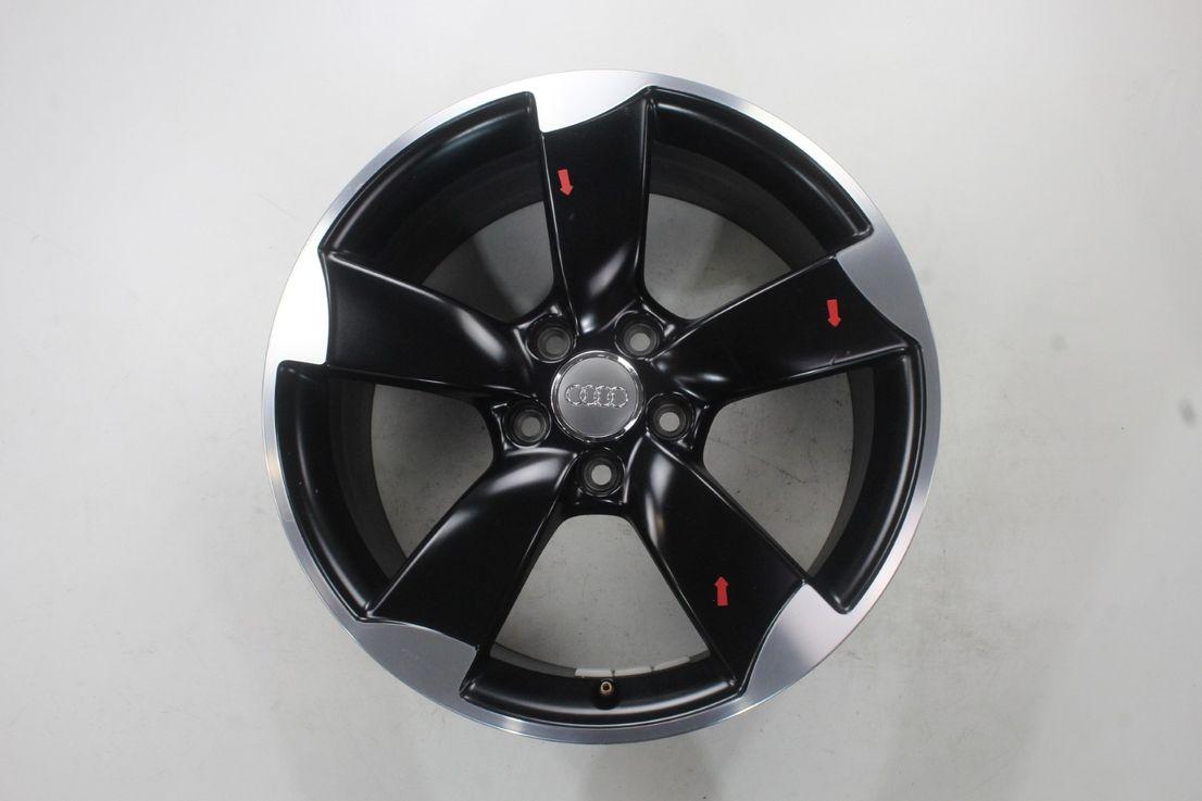 Audi A3 S3 8V Sportback Alufelge Felge Einzelfelge 8V0601025BT 18 Zoll