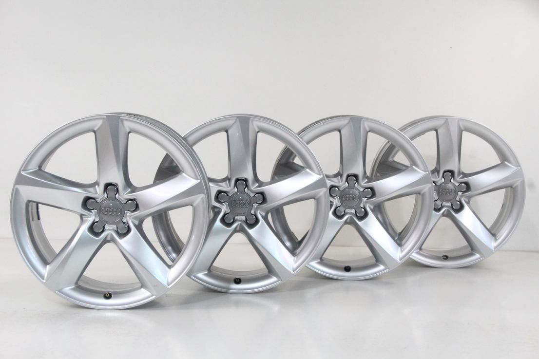 Audi A8 4H Alufelgen Felgensatz 19 Zoll Felgen 4H0601025BB