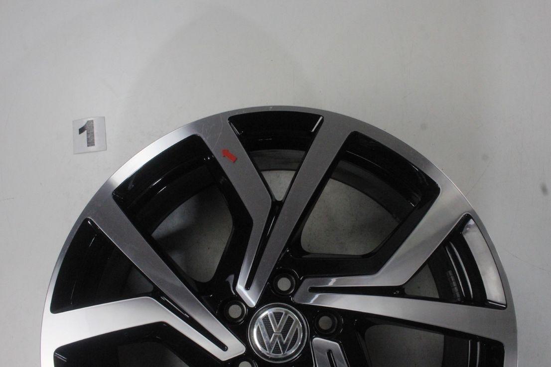 [Paket] VW Golf 7 GTD GTI R-Line Winterräder Felgen Brescia 225 35 19 Zoll 5G0601025CL