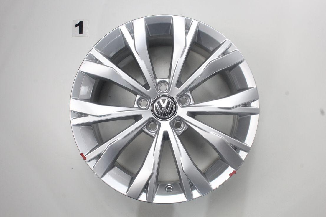 [Paket] VW Tiguan II 5NA Allspace Allwetter Alufelgen Montana 215 65 17 Zoll 5NA601025