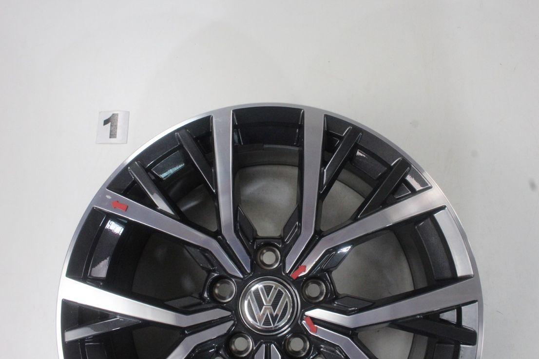 [Paket] VW Tiguan ll 5NA Allspace Allwetter Alufelgen Tulsa 215 65 17 Zoll 5NA601025AA
