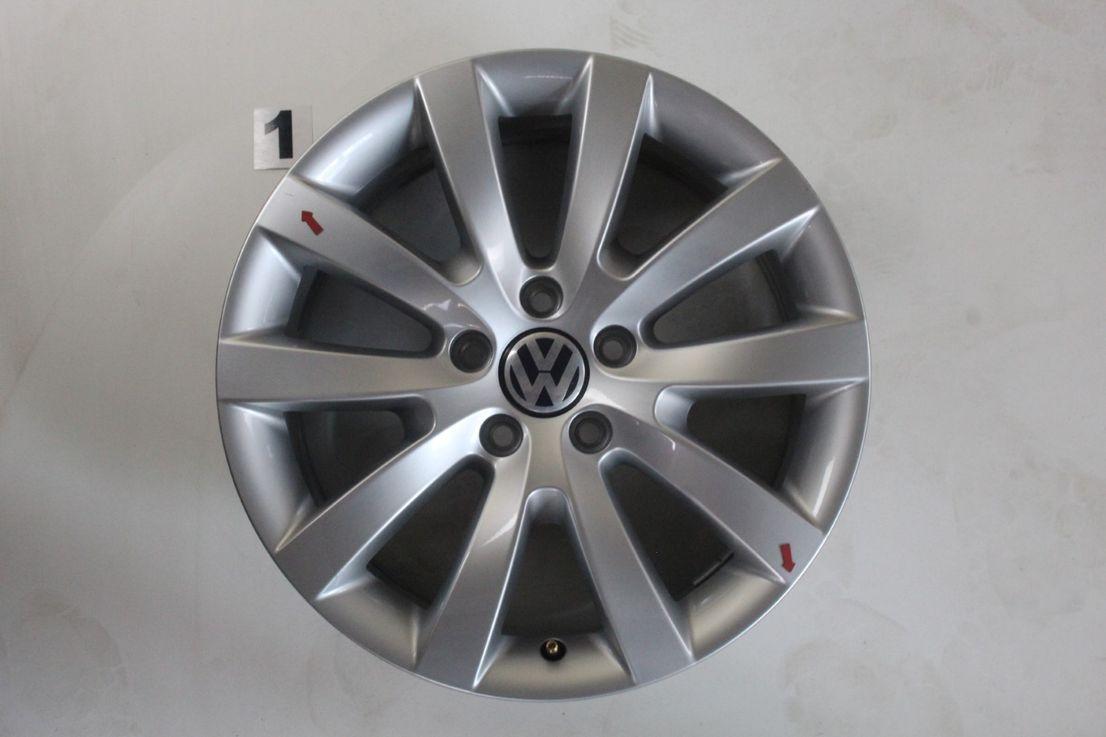 [Paket] VW Scirocco 1K8 Winterräder Alufelgen Long Beach Felgen 205 50 17 Zoll 1K8601025