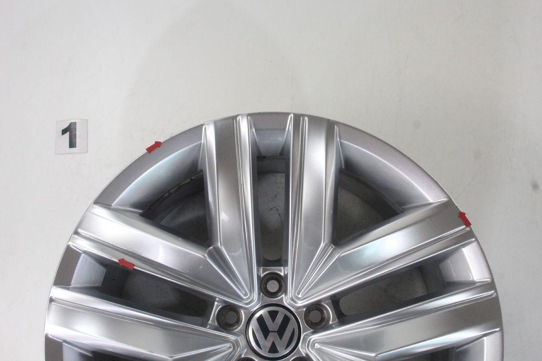 [Paket] VW Touareg lll CR Winterräder Alufelgen Esperance 255 55 19 Zoll 760601025J
