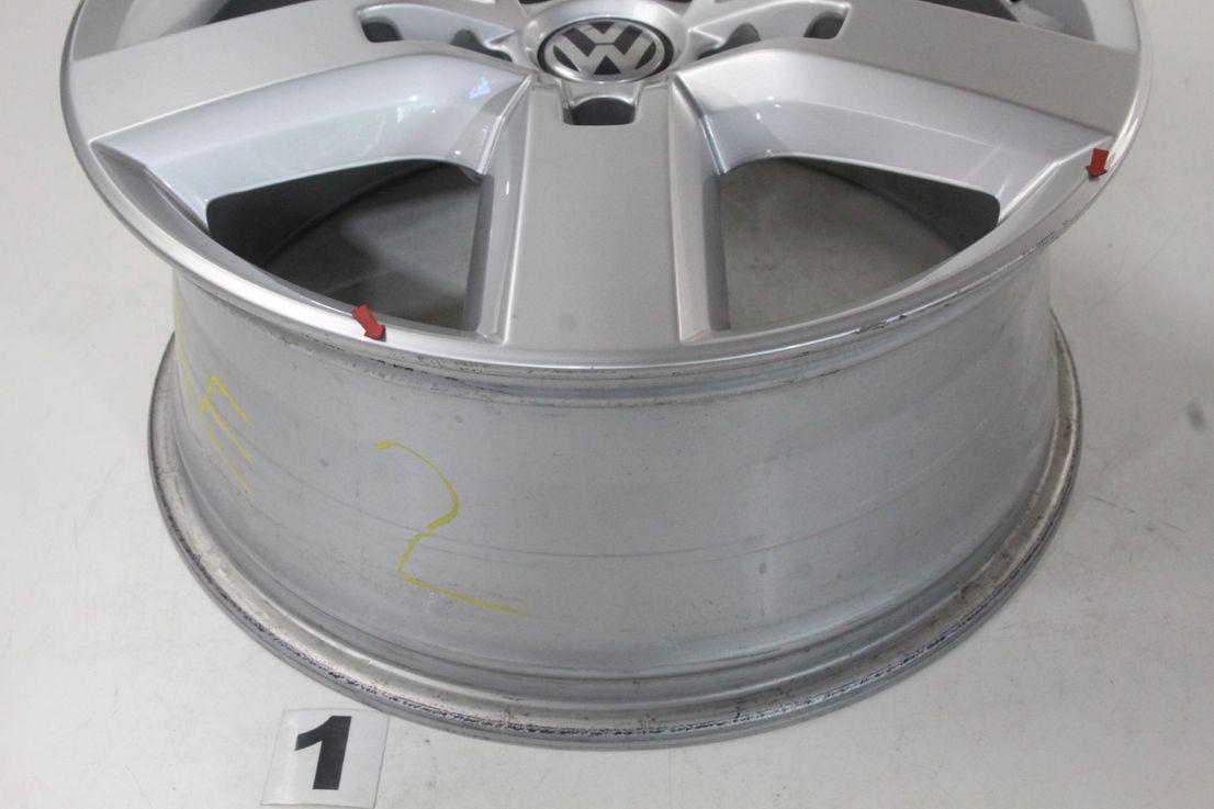 [Paket]  VW Touareg 7P Winterräder Alufelgen Everest Felgen 265 50 19 Zoll 7P6601025AE