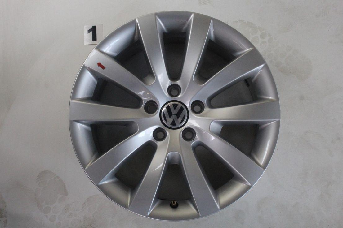 [Paket] VW Scirocco 1K8 Allwetter Alufelgen Long Beach Felgen 205 50 17 Zoll 1K8601025