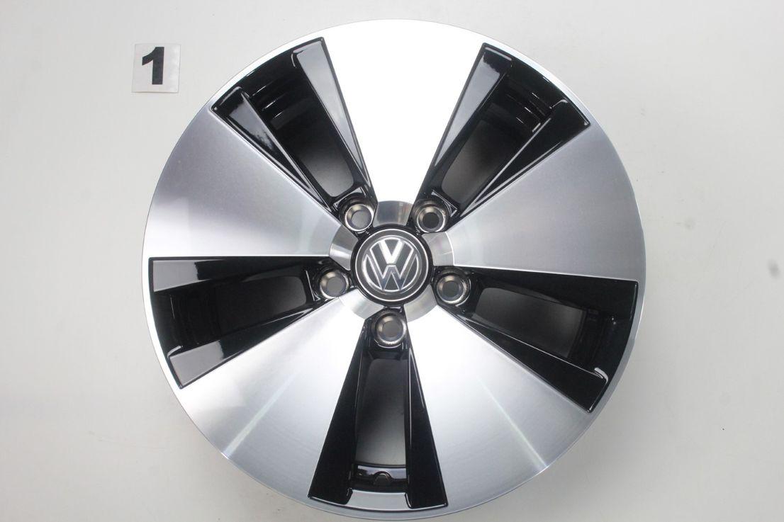 [Paket] VW Passat B8 3G Allwetterräder Alufelgen Kopenhagen 215 60 16 Zoll 3G0601025S