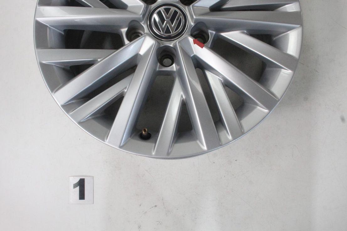 [Paket] VW T-Roc A1 Allwetterräder Alufelgen Chester Felgen 215 60 16 Zoll 2GA601025