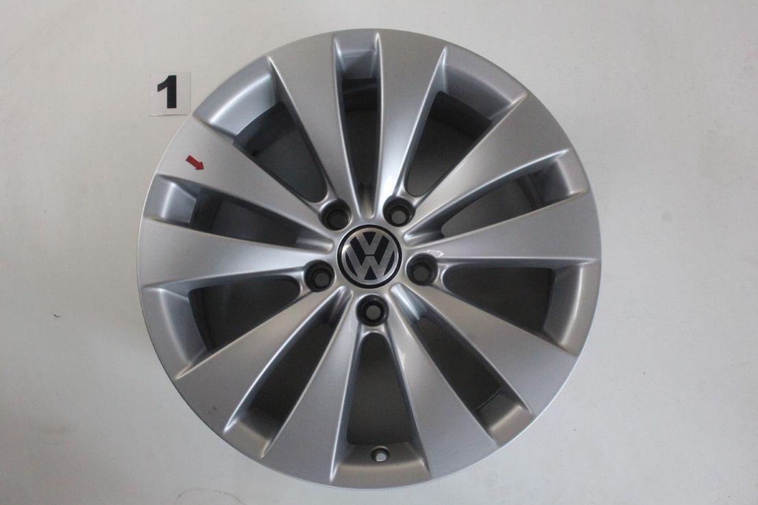 [Paket] VW CC Scirocco Allwetterräder Alufelgen Phoenix Felgen 235 45 17 Zoll 3C8601025A