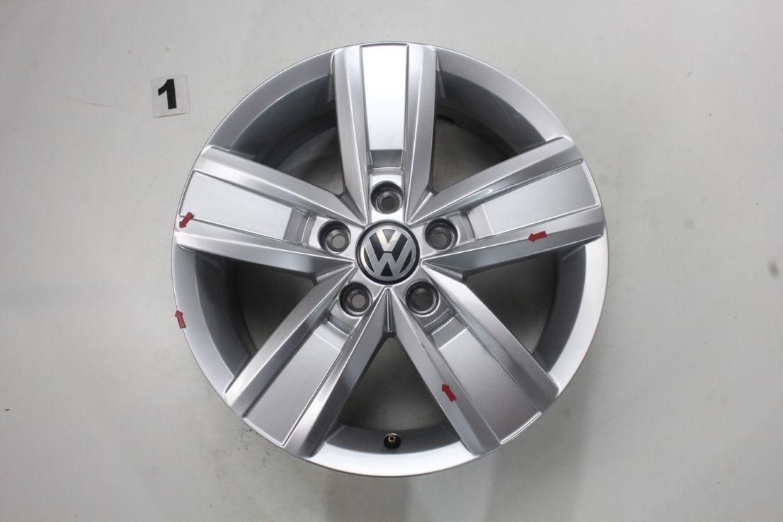 [Paket] VW T5 T6 Multivan Allwetterräder Alufelgen Devonport 235 55 17 Zoll 7E0601025P