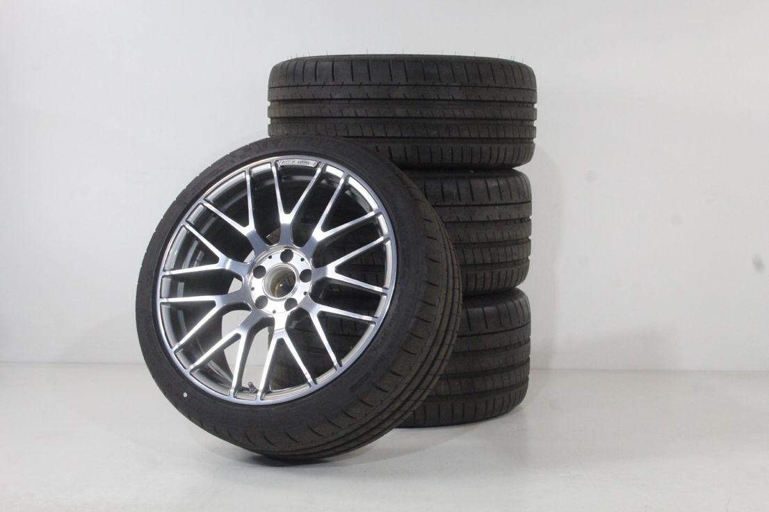 Mercedes Benz C63 C63S AMG A205 C205 Sommerräder 19 Zoll A2054015900 A2054016000